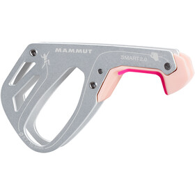 Mammut Smart 2.0 Belay Device silver